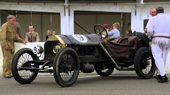 The Cars of Downton