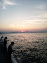 Photo: .さあー!夜明けです。