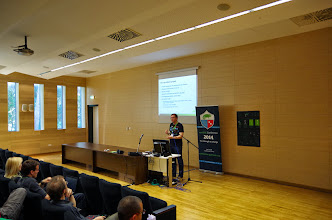 Photo: Cloudy weather on openSUSE? Here comes OpenStack!, Vincent Untz
