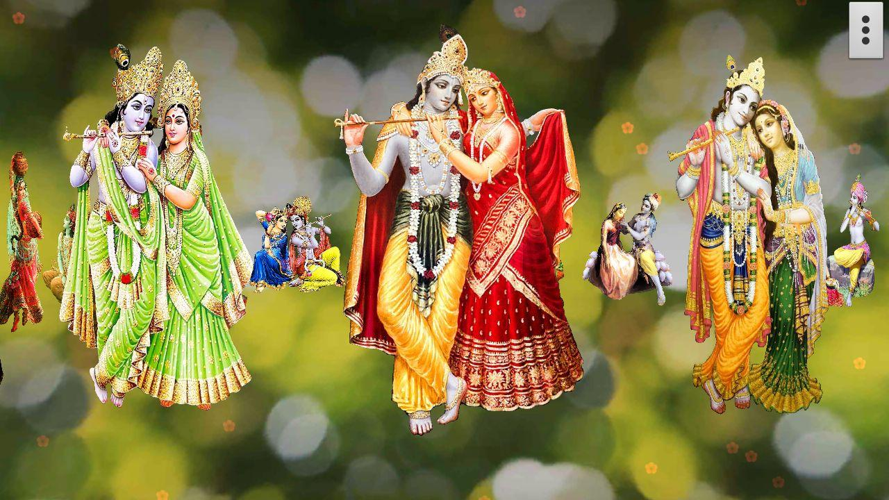 4D Radha Krishna LiveWallpaper - Android Apps on Google Play