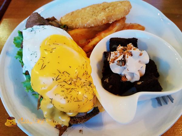 貳樓餐廳~老宅重造新美式洋食料理/台北來的超人氣早午餐