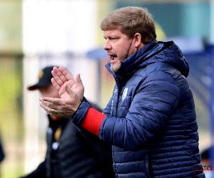 """Vanhaezebrouck streng na puntenverlies AA Gent: """"Probleem van het seizoen"""" en """"Drive om play-off 2 te winnen? Gezien bij Mechelen, niet bij ons"""""""