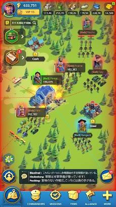 Game of Trenches: 第一次世界大戦MMOストラテジーゲームのおすすめ画像5