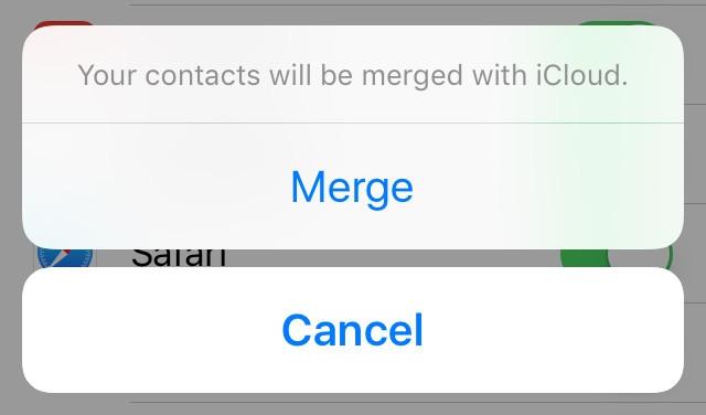 4 cách khôi phục lại danh bạ, liên hệ đã xóa trên iPhone cực dễ