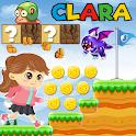 Clara's World - Super Girl Adventure icon