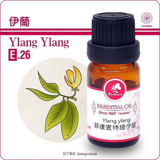 依蘭精油/Ylang ylang /香草魔法學苑