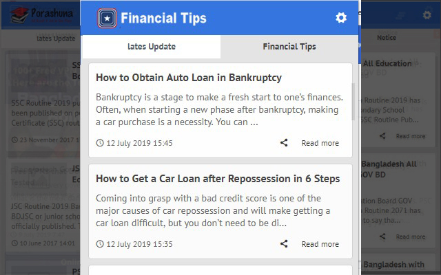 Financial Tips - Latest Financial Guide Blog