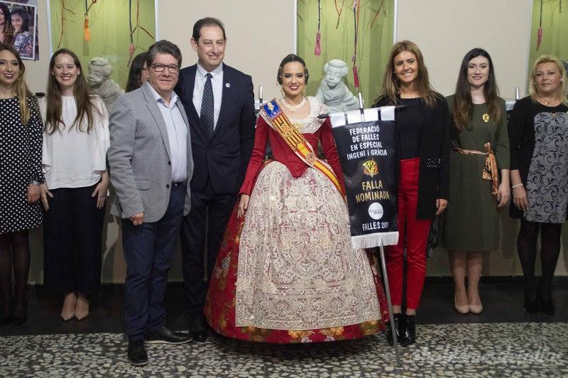 """Fallas nominadas """"Premi I+G 2019"""""""