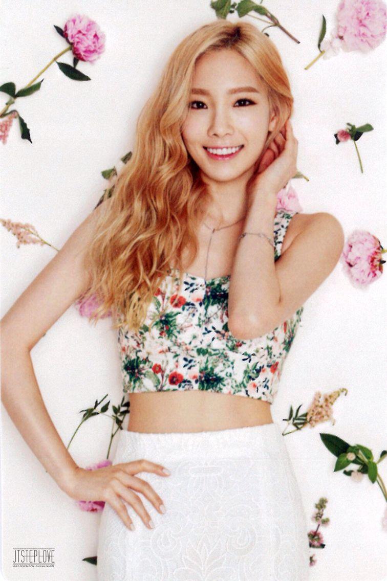 taeyeon flower 2