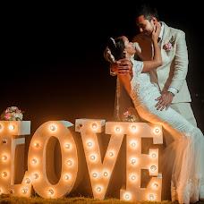 Wedding photographer Efrain alberto Candanoza galeano (efrainalbertoc). Photo of 07.12.2017