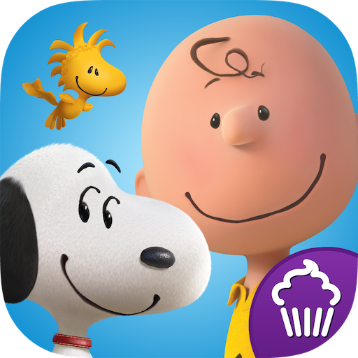 THE PEANUTS MOVIE OFFICIAL APP (app)