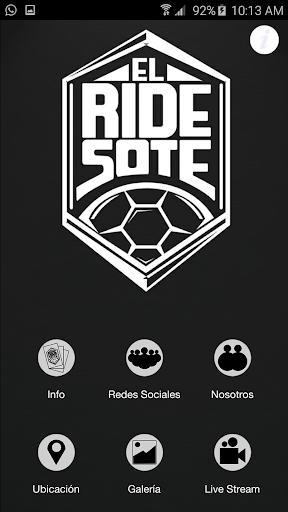 El Ridesote
