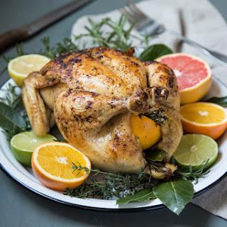 Grapefruit Orange Chicken Recipes