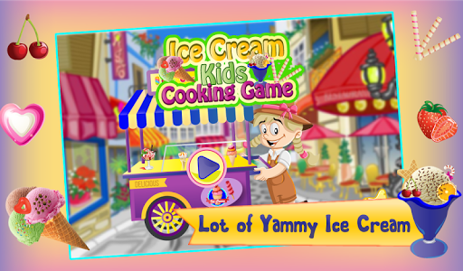 Ice Cream - Kids Cooking Game 1.0 screenshots 6