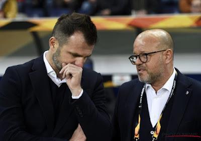 Bart Verhaeghe se confie concernant l'avenir d'Ivan Leko au Club de Bruges
