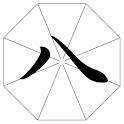 八方向検索 - タップ2回でかんたん日本語入力 icon