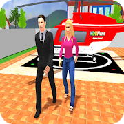 Rich Dad Luxury Life Happy Family Games