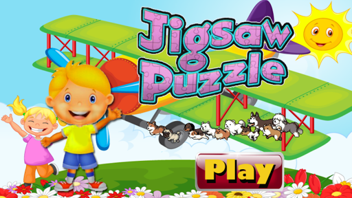 Plane Puzzle Games For Kids