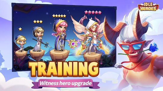 Idle Heroes Mod Apk – Download NOW 2