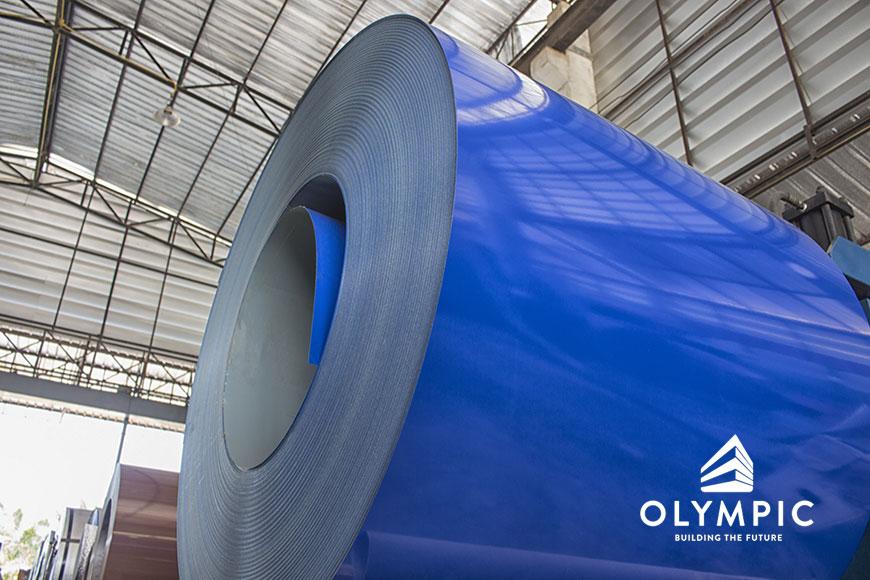 Tôn Olympic đảm bảo về chất lượng, bền đẹp với thời gian