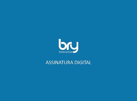 Assinatura Digital para Navegador - BRy