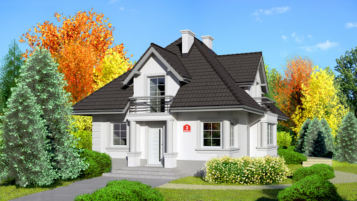 projekt Dom przy Sielskiej 3