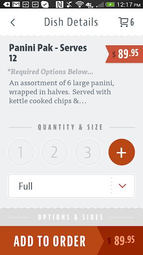 免費下載旅遊APP|Hot Table Catering app開箱文|APP開箱王