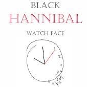 Hannibal - Black Watch Face