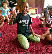 Children commemorated World Day of Theatre for Childen and Young People on Wednesday at the National Children's Theatre in Parktown, Johannesburg.