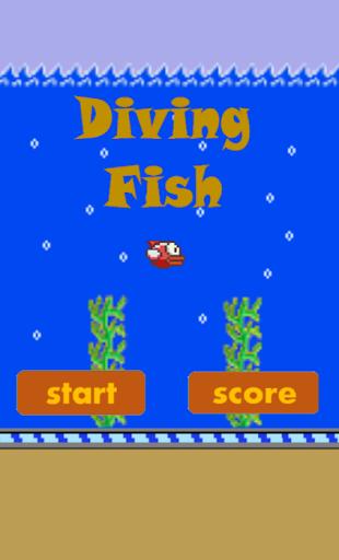 Diving Fish