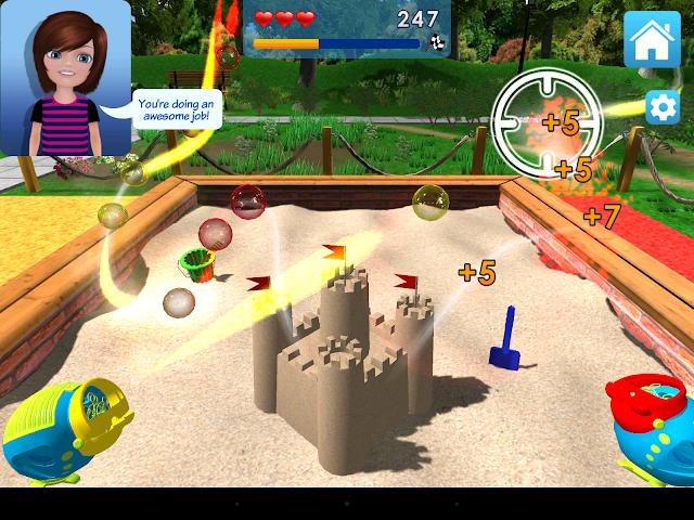android Crayola Bubbles Screenshot 2
