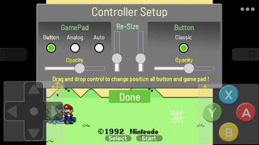 SNES Emulator - Arcade Classic Game Free 1.0a screenshots 5