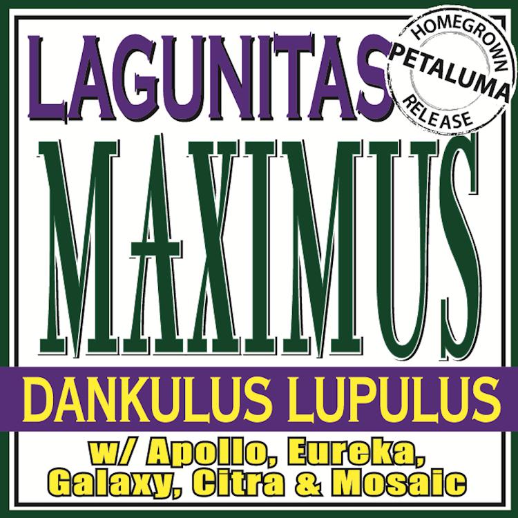Logo of Lagunitas Maximus Dankulus Lupulus