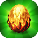 Dragons Evolution - Merge & Click Idle Game icon