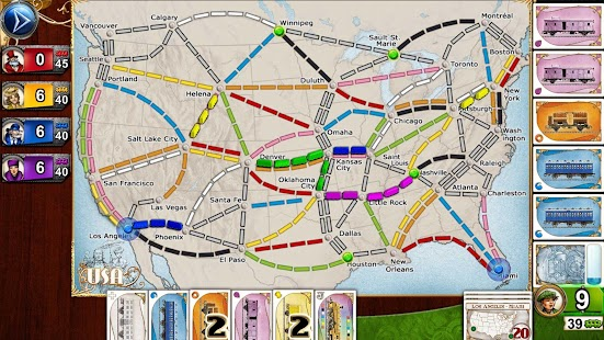%name Ticket to Ride v2.0.12 3642 e6699da6 Mod APK+DATA