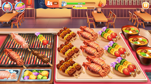 My Cooking - Restaurant Food Cooking Games 7.1.5017 de.gamequotes.net 2