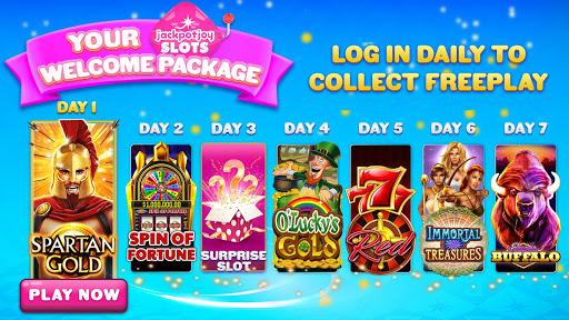 Jackpotjoy Slots: Slot machines with Bonus Games 25.0.0 screenshots 8
