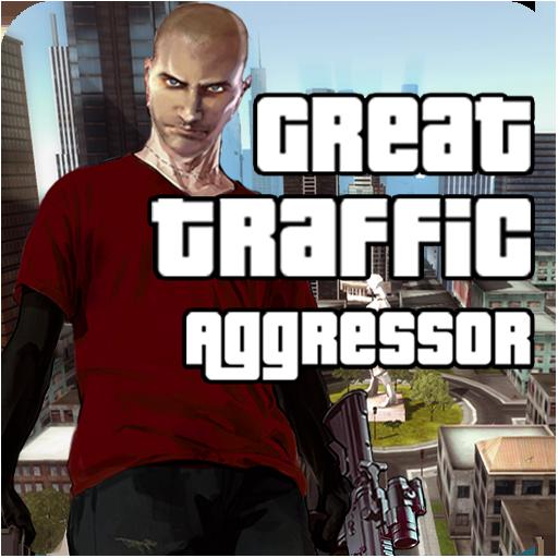 Great Traffic Aggressor 模擬 App LOGO-硬是要APP