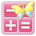 Kawaii Calculator [Glitter v.] icon