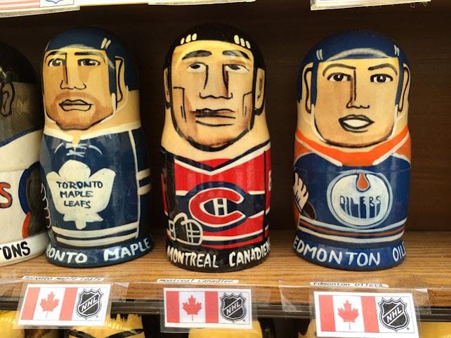 Hokejowe matrioszki