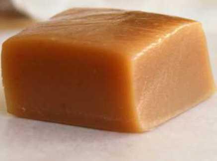 Soft Microwave Caramels Recipe
