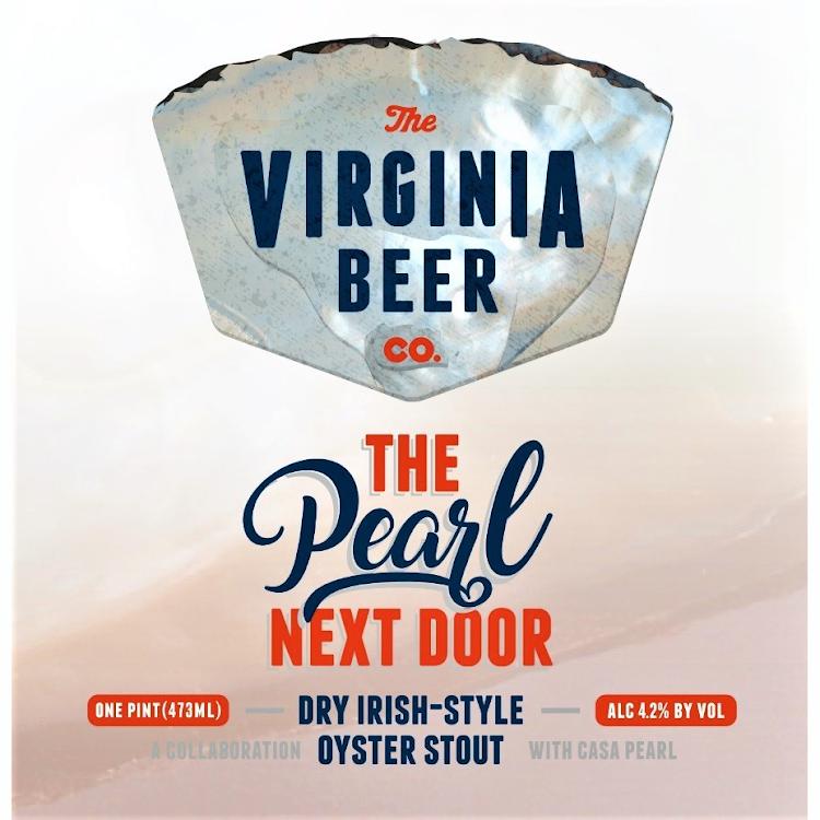 Logo of Virginia Beer Co. / Casa Pearl The Pearl Next Door