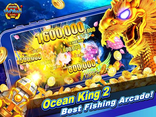 Slots (Golden HoYeah) - Casino Slots 2.4.9 screenshots 2