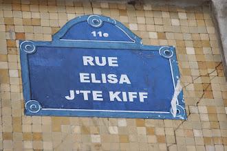 Photo: Street art - Paris XIe