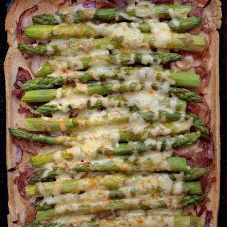 Mary McCartney's Asparagus Summer Tart