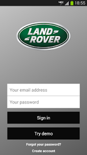 Land Rover InControl Remote- screenshot thumbnail