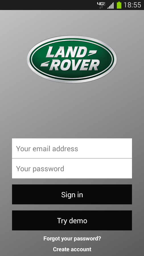 Land Rover InControl Remote- screenshot