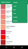Color Viewer Pro - screenshot thumbnail 01
