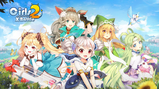 Girls X Battle 2 23.0.64 com.carolgames.moemoegirls apkmod.id 1