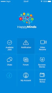 HappyMinds- screenshot thumbnail